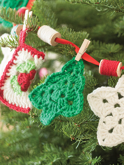 A Granny Square Christmas Crochet World Blog