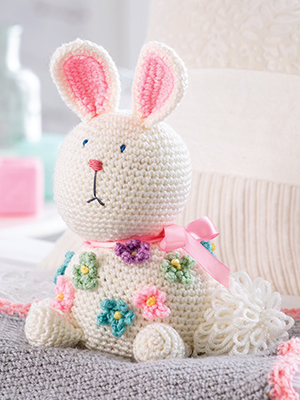 ed1e33348d2 Baby Bunny Crochet World April 2019. And if you like ...
