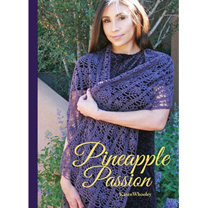 Pineapple Passion By Karen Whooley, Occhi Blue Press, 2019, 44 pages, $17.95