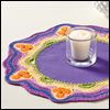 Winner's Circle -- Fiesta Table Mat