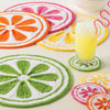 Fast, Easy, Fun! -- Citrus Drops Table Set