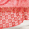 Fun With Fillet -- Eyelet Lace Throw