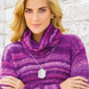 Touch of Style -- Sugarplum Pullover
