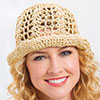 Seashells by the Shore -- Summer Shells Hat