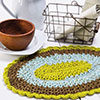 Fast, Easy, Fun! -- V-Stitch Place Mat