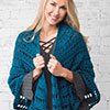 Fast, Easy, Fun! -- Crescent Shawl