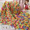 Cozy Throws & Afghans -- Kids Quick & Cozy Throw