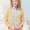 Lighten Up! -- Openwork Cardi