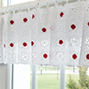 Happy Days Kitchen -- Cherries on the Top Valance