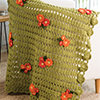 Crochet With A Twist -- Flower Trellis Afghan