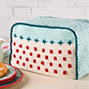 Happy Days Kitchen -- Polka-Dot Toaster Cover