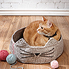 Cute & Cozy Cat Basket