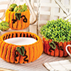 The Colors of Autumn -- Pumpkin Patch Baskets