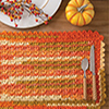 The Colors of Autumn -- Shades of Autumn Place Mat
