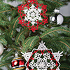 Crochet for the Holidays -- Crystal Snowflake ...