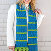 Last-Minute Gifts -- For Fun Scarf