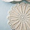 Cables Galore -- Cables & Lace Doily