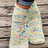 Socks, Slippers & More -- Corded Ridge Socks