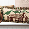 Designer Spotlight -- Rustic Cabin Pillow