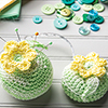 Fast, Easy, Fun! -- Springtime Stitcher's Set