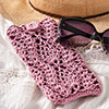 Grab & Go Projects -- Pineapple Sunglasses Case