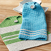 Grab & Go Projects -- Summertime Towels