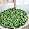 Going in Circles -- Cozy Chair Pad