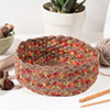 Going in Circles -- Fall Treat Basket