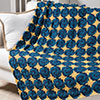 Designer Spotlight -- Starry Nights Throw