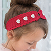 Beginner's Luck -- Young at Heart Headband