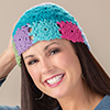 Stash-Busting Crochet -- Scrap Happy Cloche