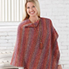 Beginner's Luck -- Coffee Shop Poncho