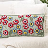It's Spring — Flower Blossoms Pillow