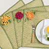 It's Spring — Flower Garden Place Mats
