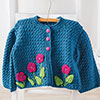 Baby, Oh Baby! — Pretty Posies Cardi