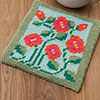It's Spring — Spring Flowers Hot Pad