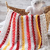 Baby, Oh Baby! — Star Flowers Baby Blanket