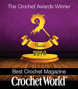 The Crochet Awards Winner - Best Crochet Magazine