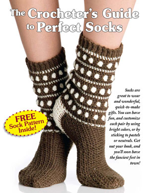 52cb8a9dccc9 Download The Crocheter s Guide to Perfect Socks