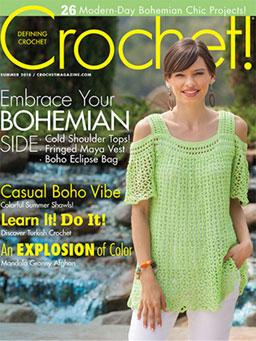 Crochet Magazine Summer Issue Talking Crochet Updates May 1